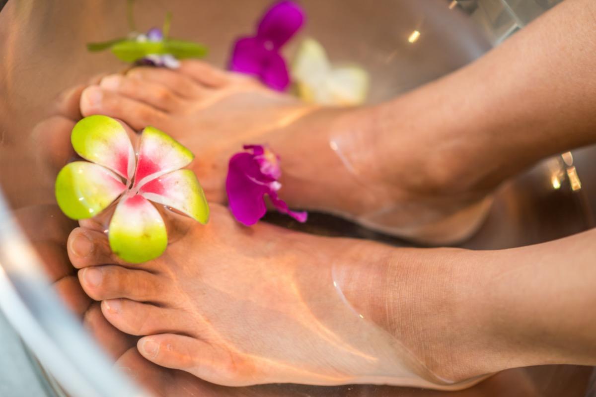 Pedicure, Manicure en Sopolish